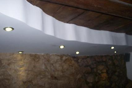 Ho realizzato un controsoffitto sagomato per nascondere un - Areatore per finestra ...